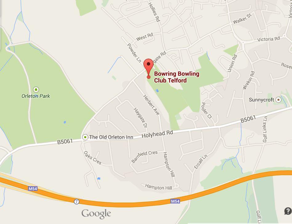 Bowring-map