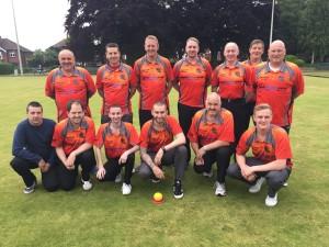 Wrockwardine Wood Team